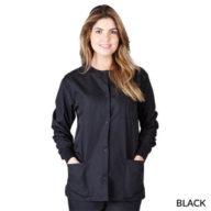 Natural Uniforms Warm Up Scrub Jacket