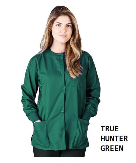 True Hunter Green