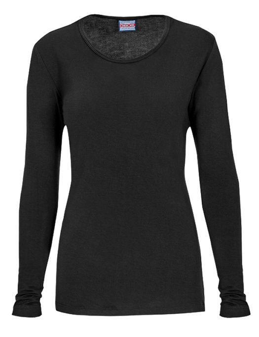 Cherokee Workwear Underscrub Black