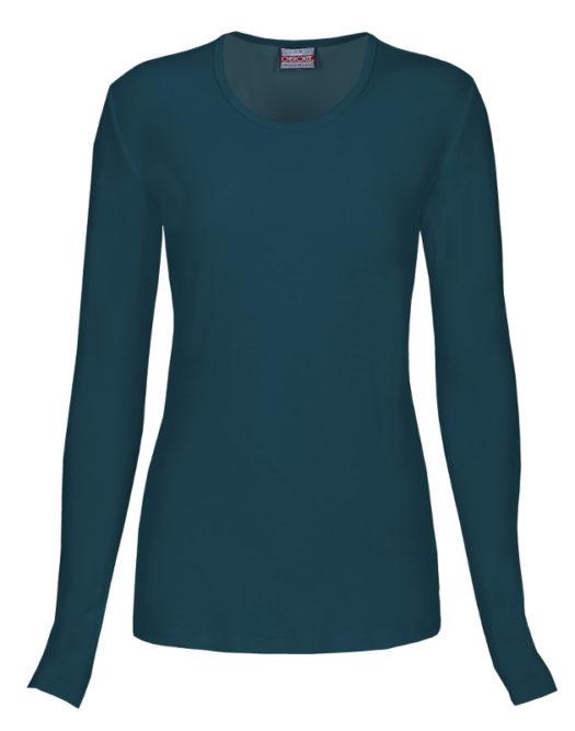 Cherokee Workwear Underscrub Caribbean Blue