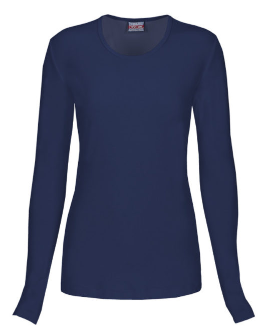Cherokee Workwear Underscrub Navy Blue