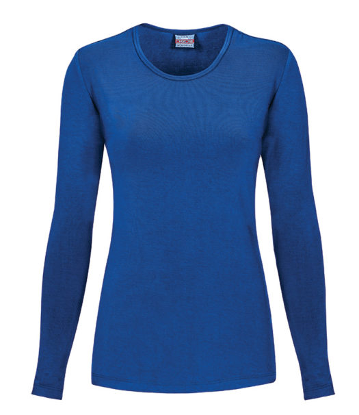 Cherokee Workwear Underscrub Royal Blue