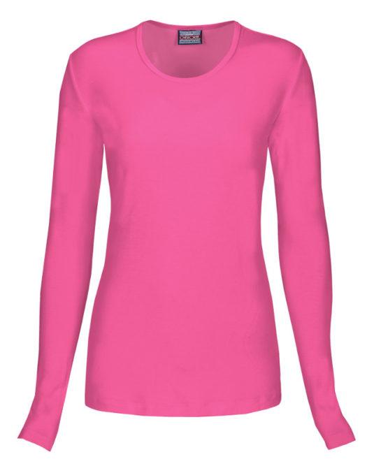 Cherokee Workwear Underscrub Shocking Pink
