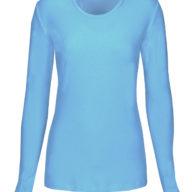 Cherokee Workwear Underscrub Turquoise
