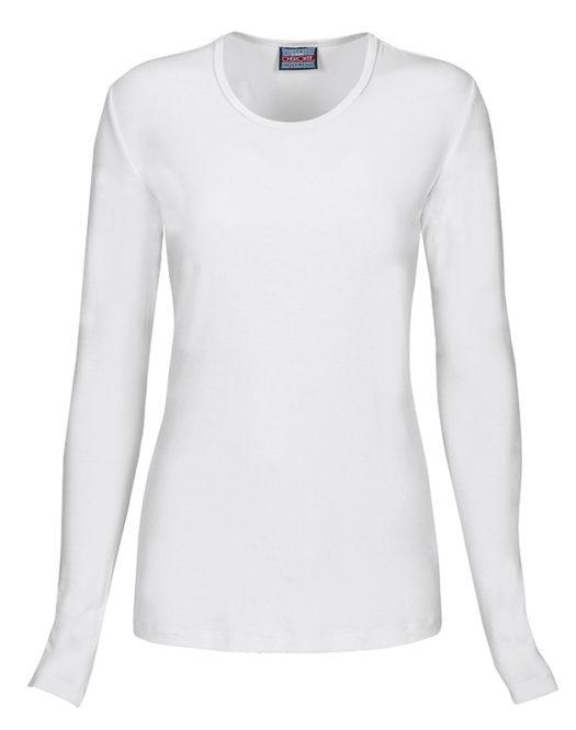 Cherokee Workwear Underscrub White